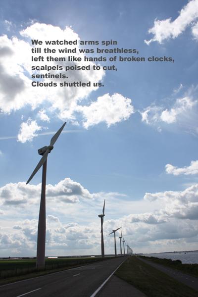 Jo Hemmant Clouds poem