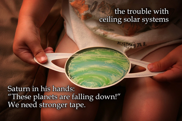 the trouble with ceiling solar systems